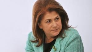 Ministrul Mediului, Rovana Plumb, nu şi-a plătit timbrul de mediu