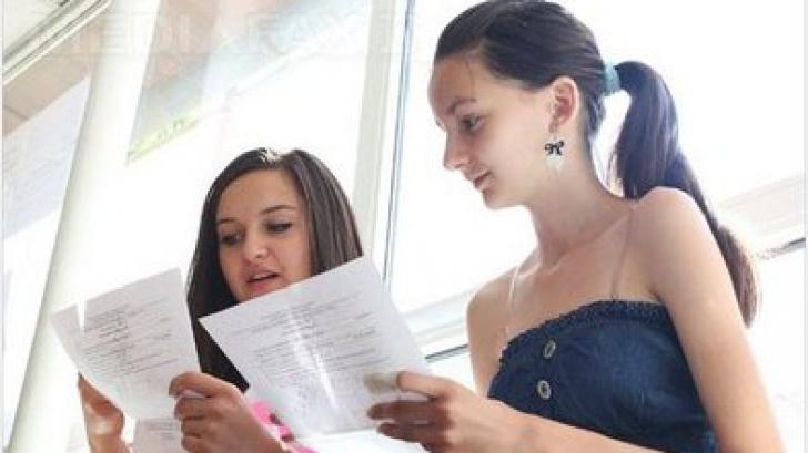 Elevii au primit un text de Alexandru Vlahuţă