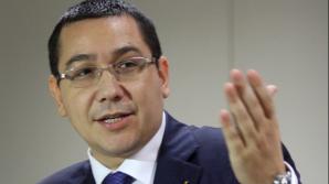 Ponta confirmă că Guvernul aprobă vânzarea CFR Marfă, contractul va fi transmis însă şi CSAT