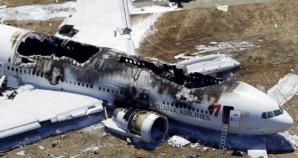 Accident aviatic San Francisco: o victimă ar fi fost lovită de un vehicul al echipelor de salvare / Foto: news.softpedia.com