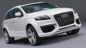 Audi Q7, între preferinţele directorilor români