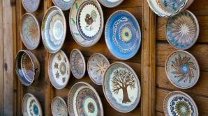 Turiştii au toate şansele să plece de la Horezu cu o imitaţie de proastă calitate
