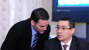 Dan Şova, ministrul pentru proiectele de infrastructură PE HÂRTIE