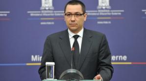 Ponta, despre declaraţia lui Băsescu: Mi-e indiferent ce a zis preşedintele, să fie sănătos!