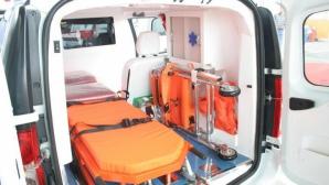 Cinci persoane, rănite într-un accident produs pe DN 1