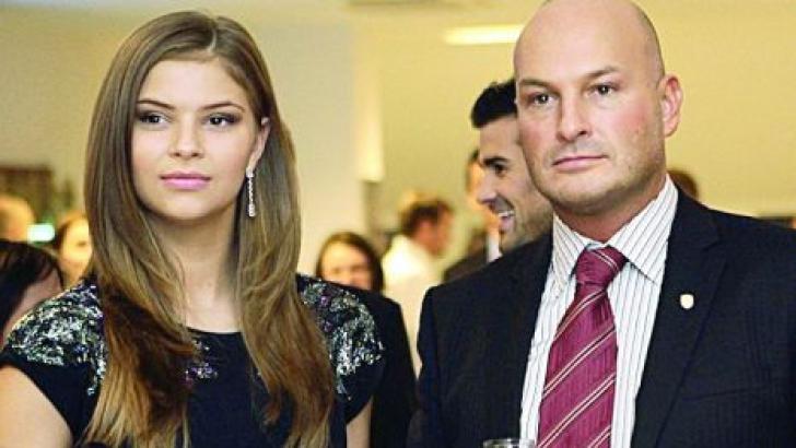 Arpad Paszkany şi Anamaria Feher