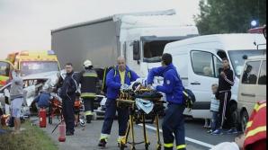 Premierul Ponta a transmis condoleanţe familiilor românilor decedaţi în accidentul din Ungaria