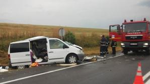 Accident grav în județul Cluj