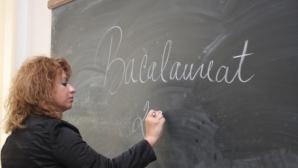 BACALAUREAT 2013, SESIUNEA DE TOAMNĂ începe luni, cu proba orală de limba română