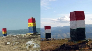 CONFLICT INTERETNIC, faza pe borne topografice / Foto: adevarul.ro