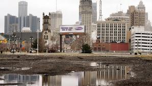 Detroit în faliment