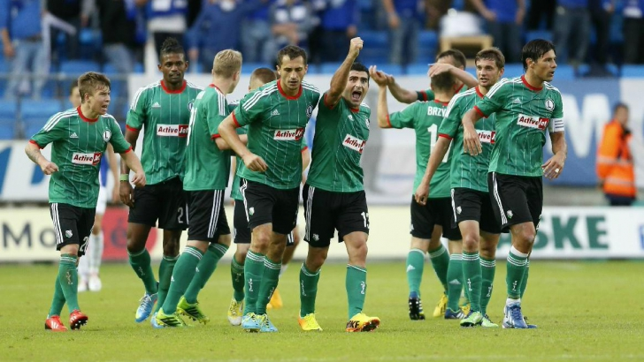 Legia, adversara Stelei în play-off