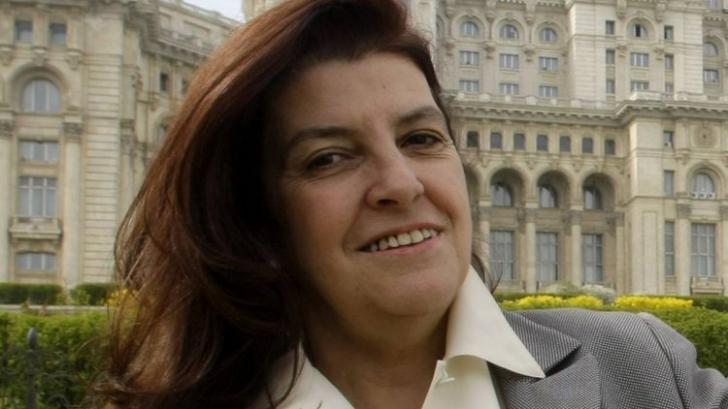 Arhitecta Casei Poporului, Anca Petrescu, a murit