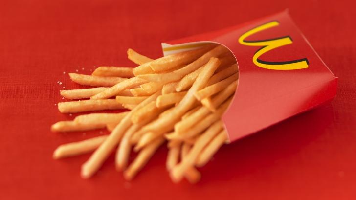 Cum să faci cartofi prăjiţi ca la McDonalds