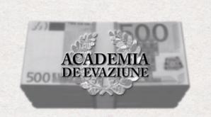 ACADEMIA DE EVAZIUNE