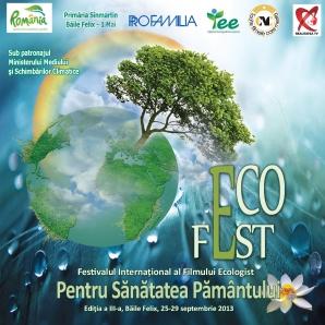 Primul festival internaţional de film ecologist din România.Filme,documentare şi concerte la ECOFEST