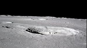 Descoperirea apei pe Lună?