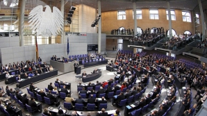 Bundestag (Camera inferioară a parlamentului german)