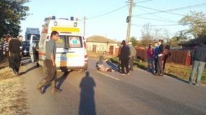 Accident mortal, în Bacău