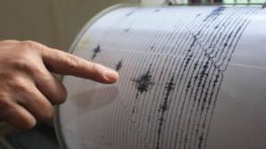Cutremur în Vrancea, produs miercuri după-amiază