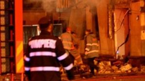 Bacău: Incendiu la o conductă de gaze, în timpul intervenţiei unei echipe a furnizorului