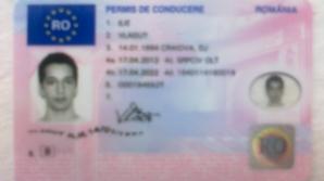 7000 de euro pentru un permis de conducere
