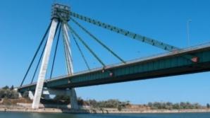 Noi RESTRICŢII DE CIRCULAŢIE pe podul rutier de la Agigea