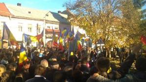 Proteste la Abrud