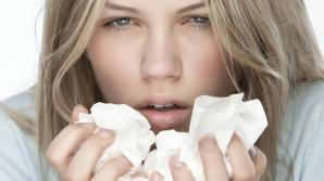 Numărul cazurilor de viroze şi pneumonii, de trei ori mai mare faţă de anul trecut