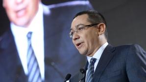 Ponta: Nu s-a schimbat nimic la DNA, se fluieră într-o singură direcţie / Foto: MEDIAFAX