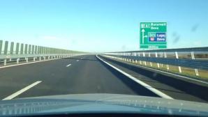 Taxarea autostrăzilor ar putea începe din 2017, cu 3 euro/100 km