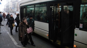 Clujeancă umilită de şoferul RATUC
