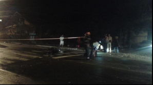 Timişoara: Un tânăr care s-a răsturnat cu maşina a stat blocat în autoturism timp de 18 ore