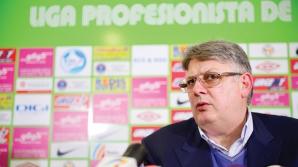 Gino Iorgulescu, preşedintele LPF