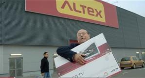 Programul în magazinele Altex începe mai devreme