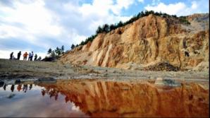 Legea minelor, care ar da undă verde proiectului de la Roşia Montană, nu a întrunit numărul necesar de voturi în Camera Deputaţilor