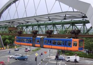 Trenul ar fi inspirat de modele din Germania