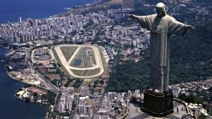 Statuia lui Isus de la Rio de Janeiro