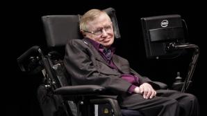 Stephen Hawking crede că tehnologia ne va ajuta să trăim pentru totdeauna.