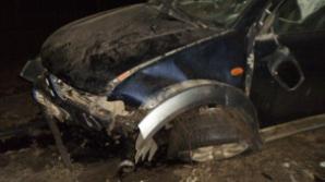 Accident mortal în Mureş. Circulaţia trenurilor şi maşinilor a fost oprită