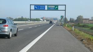 Autostrăzi, pe bandă rulantă, la nivel de proiect