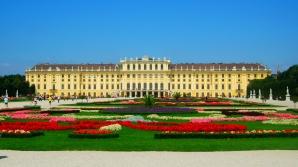 Castelul Schonbrunn din Viena