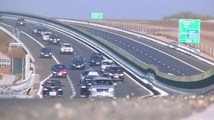 Italienii ne construiesc lotul 2 din autostrada Timişoara - Lugoj