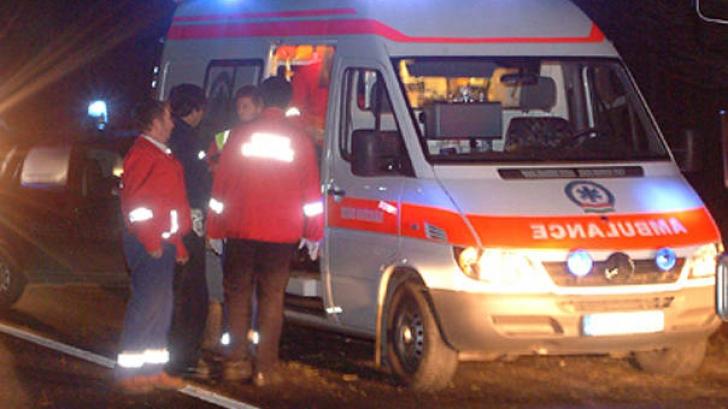 ACCIDENT în CAPITALĂ, în apropierea unui mall. Circulaţia este blocată