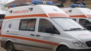 Victimele au fost duse la spital