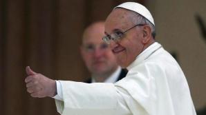 Papa Francisc, surpriză pentru logodnici de Sfântul Valentin