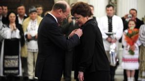 MARIOARA MURĂRESCU A MURIT. MESAJUL preşedintelui TRAIAN BĂSESCU / Foto: MEDIAFAX