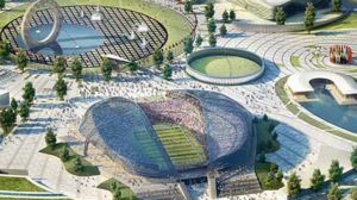 Proiect megaloman al ruşilor legat de Olimpiada de la Soci