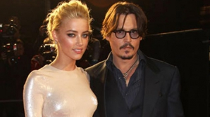Johnny Depp şi Amber Heard