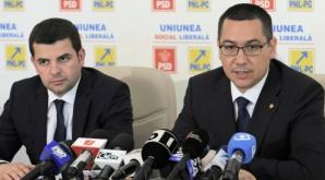 PSD, UNPR şi PC au încheiat protocolul alianţei electorale USD